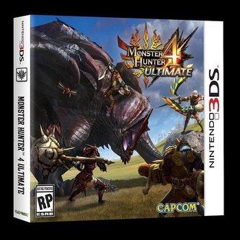 3DS Monster Hunter 4 Ultimate kopen