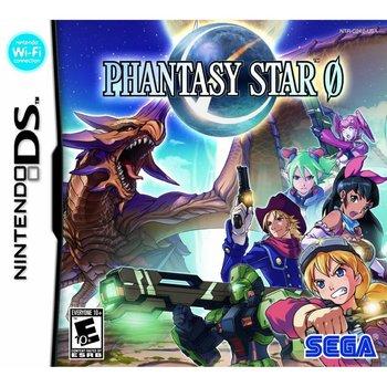 DS Phantasy Star Zero (0)
