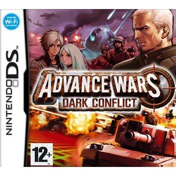 DS Advance Wars Dark Conflict