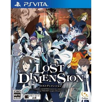 PS Vita Lost Dimension kopen