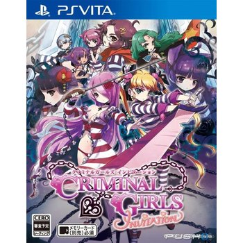 PS Vita Criminal Girls Invite Only kopen