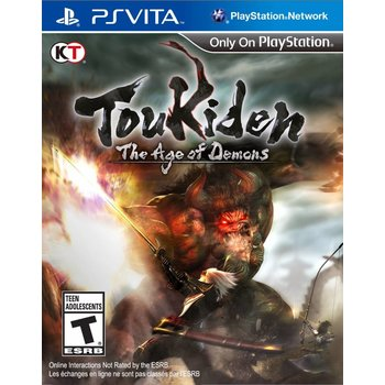 PS Vita Toukiden The Age of Demons kopen