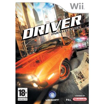 Wii Driver Parallel Lines