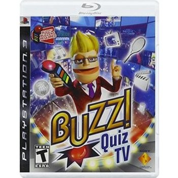 PS3 Buzz! Quiz TV kopen