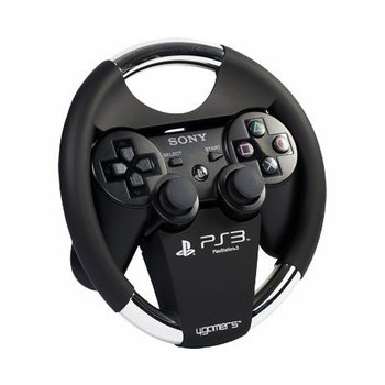 PS3 4Gamers Race Stuur