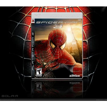 PS3 Spiderman 3