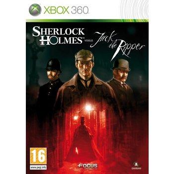 Xbox 360 Sherlock Holmes versus Jack the Ripper kopen