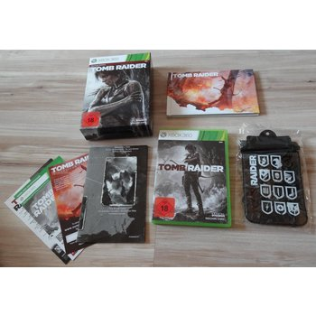 Xbox 360 Tombraider 2013 Survival Edition kopen