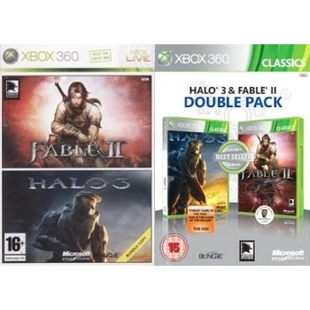 Xbox 360 Fable 2 Halo 3 Bundle goedkoop kopen