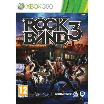 Xbox 360 Rock Band 3