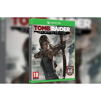 Xbox One Tombraider Definitive Edition