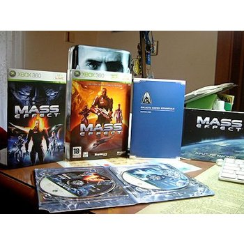 Xbox 360 Mass Effect Limited Collector's Edition