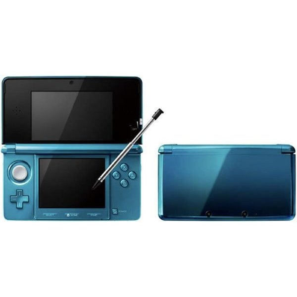 3DS Used: Nintendo 3DS Blue