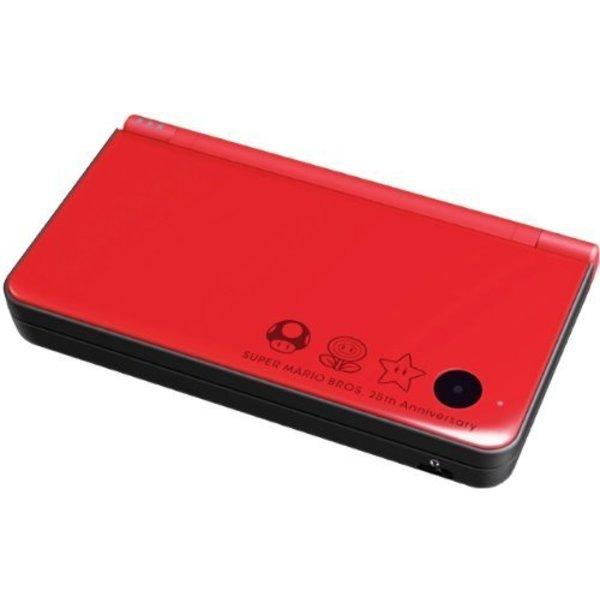 DS Used: Nintendo DSi XL - Rood Mario 25th Anniversary