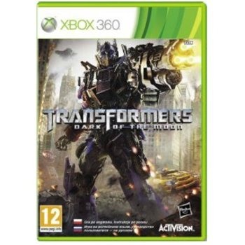 Xbox 360 Transformers Dark of the Moon