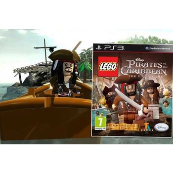 PS3 LEGO Pirates of the Caribbean bestellen