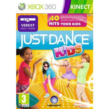 Xbox 360 Just Dance Kids Kinect kopen