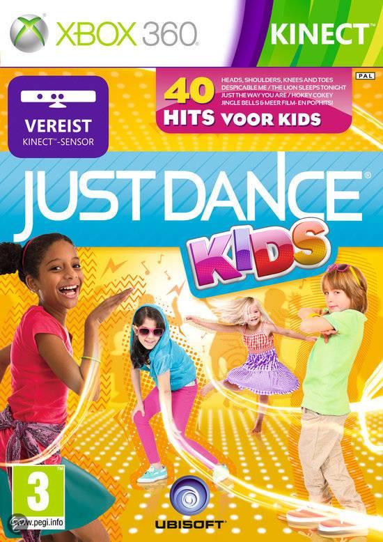Just Dance Kids Kinect