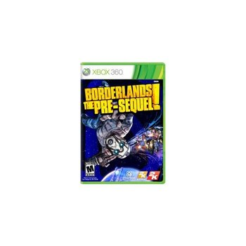 Xbox 360 Borderlands the Pre-Sequel!