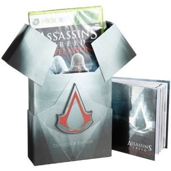 Xbox 360 Assassin's Creed Revelations Collector's Edition