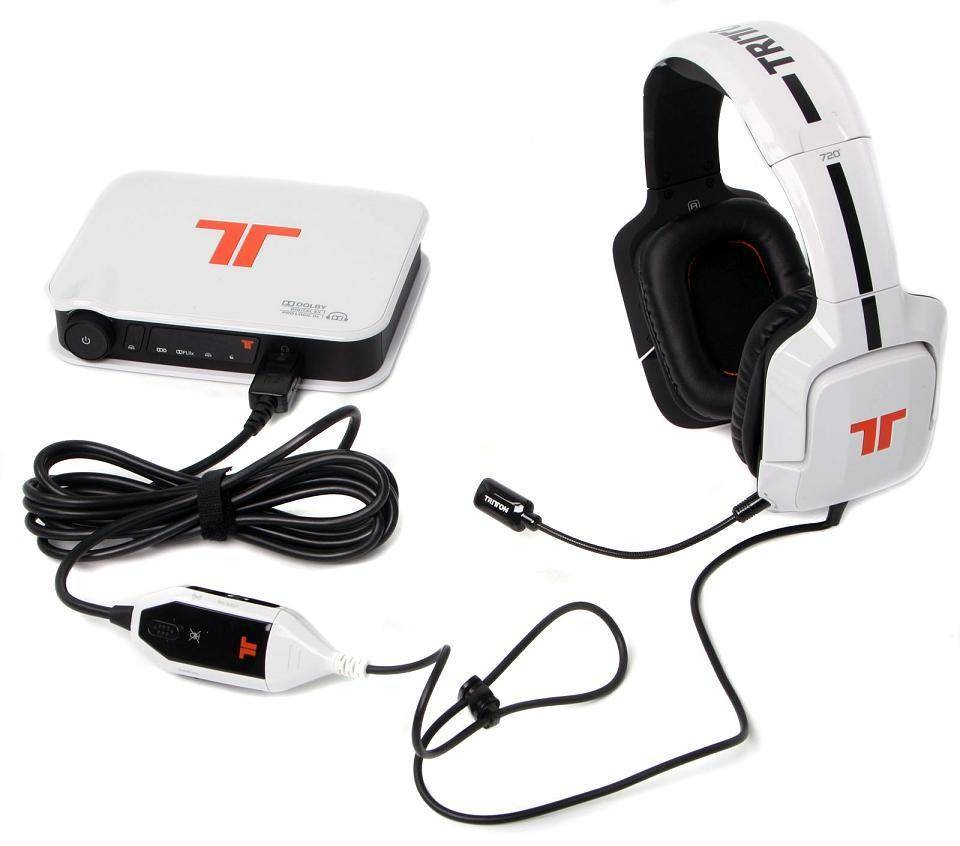 AX Pro Dolby 5.1 Gaming Headset