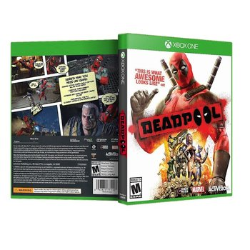 Xbox One Deadpool kopen