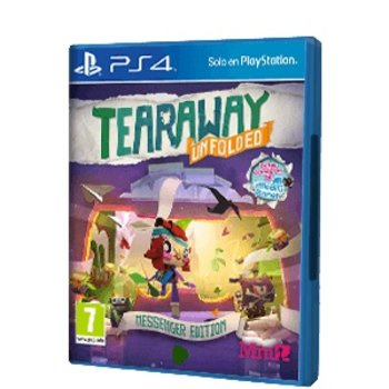 PS4 Tearaway Unfolded kopen