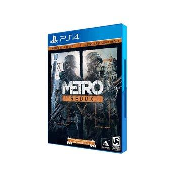 PS4 Metro Redux