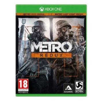 Xbox One Metro Redux kopen