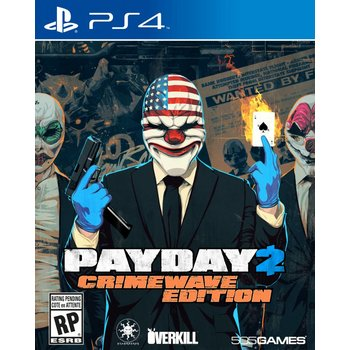 PS4 Payday 2 kopen