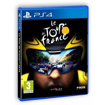 PS4 Tour De France 2014