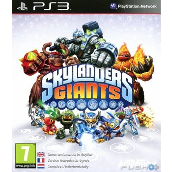 PS3 Skylanders: Giants (Game Only)