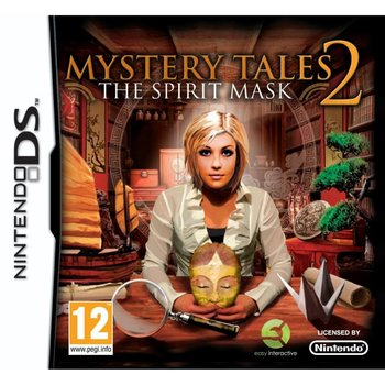 DS Mystery Tales 2 - The Spirit Mask