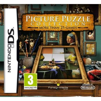 DS Picture Puzzle Collection