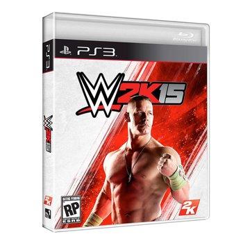 PS3 WWE 2K15 kopen