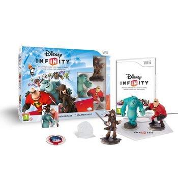 Wii Disney Infinity Starterpack