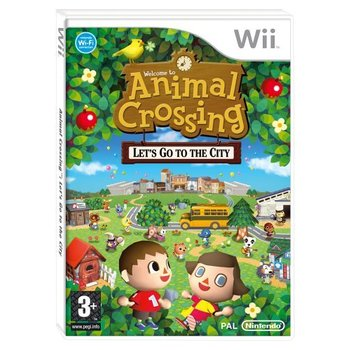 Wii Animal Crossing Let's Go to the City kopen