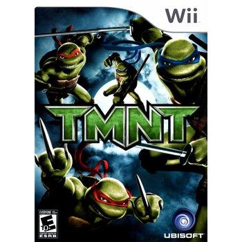 Wii TMNT Ninja Turtles