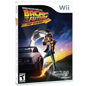 Wii Back to the Future The Game kopen