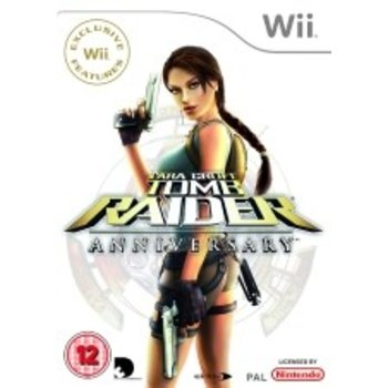 Wii Tombraider Anniversary