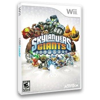 Wii Skylanders: Giants (Game only)