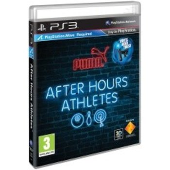 PS3 Playstation Move After Hours Athletes