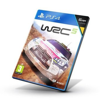 PS4 WRC 5 World Rally Championship kopen