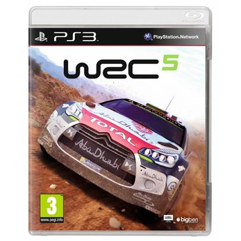 PS3 WRC 5 World Rally Championship
