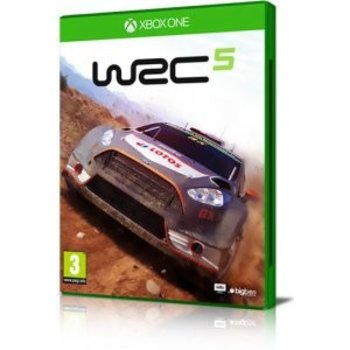 Xbox One WRC 5 World Rally Championship