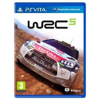 PS Vita WRC 5 World Rally Championship