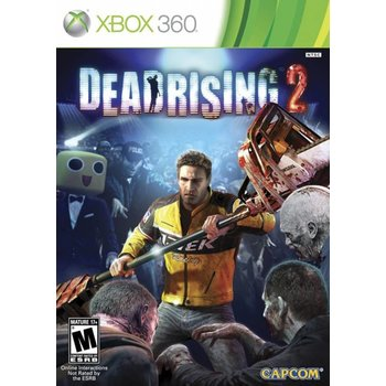 Xbox 360 Dead Rising 2 Off the Record