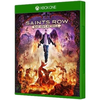 Xbox One Saints Row 4 (IV): Re-Elected + Gat Out Of Hell kopen