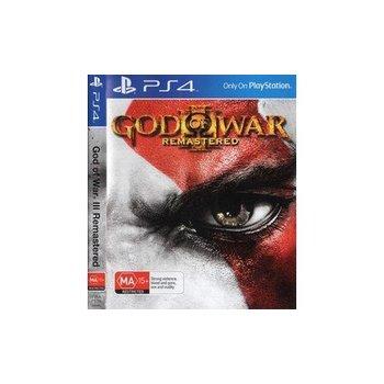 PS4 God of War 3 - Remastered