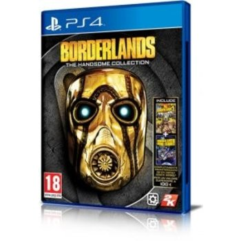 PS4 Borderlands the Handsome Collection kopen
